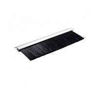 garage door seal kit 16 x 7 garage door 38 holder length to close 916 or less clear silver - Garage Door Seal